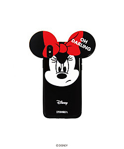 「MINNIE/OH DARLING」スマートフォンケース(iPhone X/iPhone XS 対応)(53299)