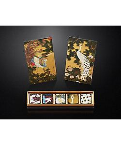 岡田美術館チョコレート/オカダビジュツカンチョコレート NW149 Okada Museum Chocolate 『若冲・孔雀鳳凰』