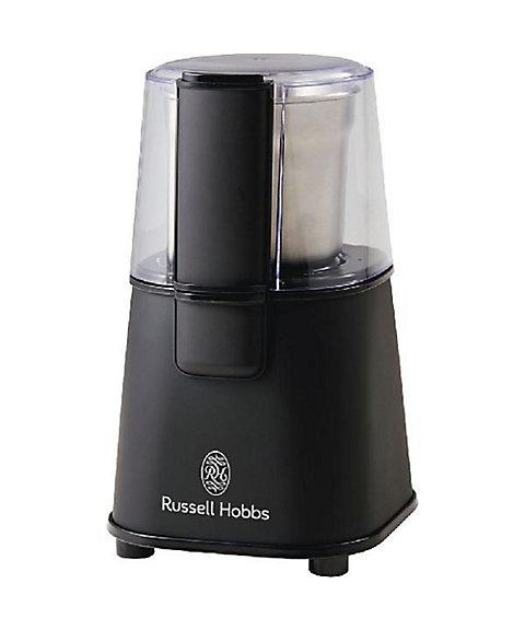 三越・伊勢丹オンラインストア<ラッセルホブス/Russell Hobbs> 【YY】コーヒーグラインダー マットブラック 【三越・伊勢丹/公式】