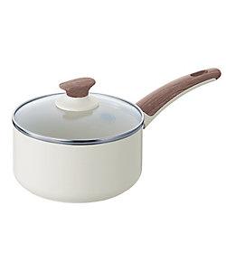 GREEN PAN/グリーン パン ウッドビー ソースパン16cm蓋付き