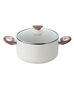 GREEN PAN/グリーン パン ウッドビー キャセロール20cm蓋付き