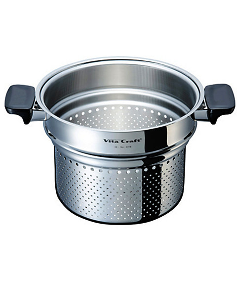 Stainless Steel Kitchen Sieve 160mm Brabantia