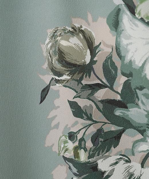 PANEL FLOWER SHIRT