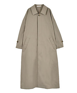 OUTERSUNSET/アウターサンセット over silhouette soutien collar coat